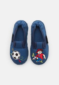 Nanga - FUSSBALLER - Slippers - blau - 3