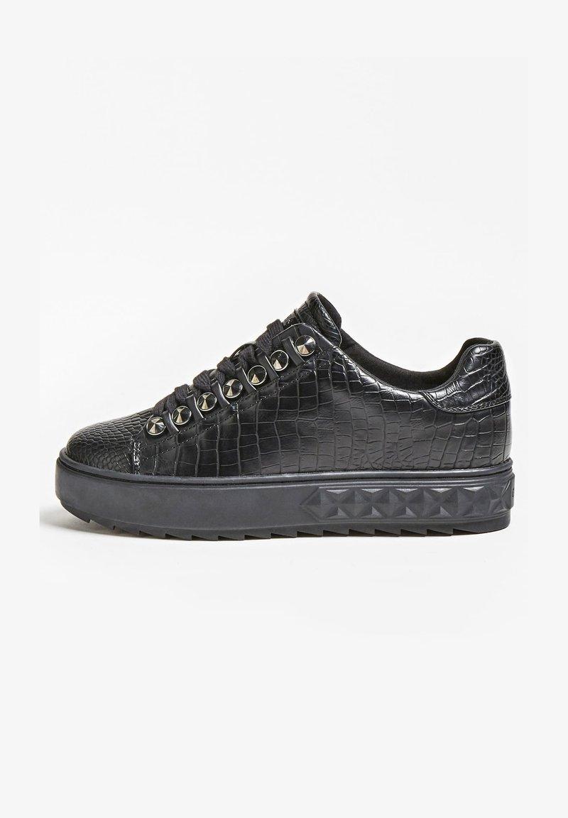 Guess - FAIREST NIETEN - Sneakers basse - schwarz