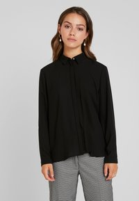 Esprit Collection Petite - APAC ESSENTIAL - Chemisier - black - 0