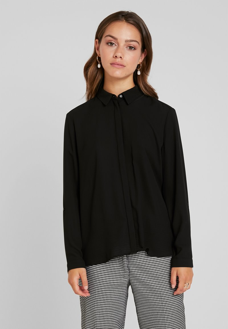 Esprit Collection Petite - APAC ESSENTIAL - Chemisier - black