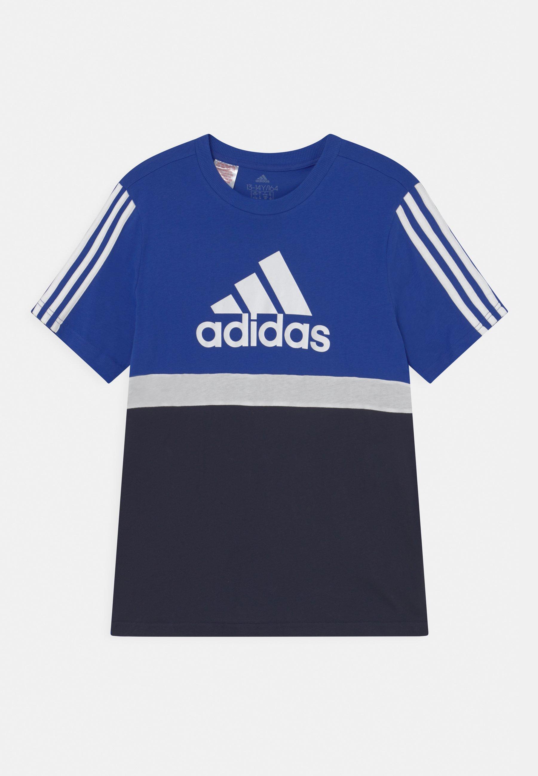 Kids COLORBLOCK ESSENTIALS UNISEX - Print T-shirt