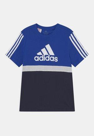 COLORBLOCK ESSENTIALS UNISEX - Print T-shirt - bold blue/legend ink