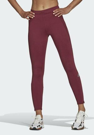 HOW WE DO  - Tights - red