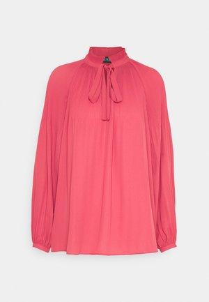 DRAPEY - Blouse - moroccan pink