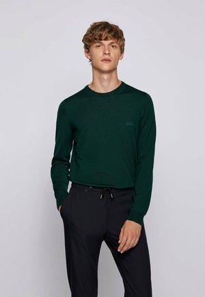 BOTTO-L - Jumper - dark green