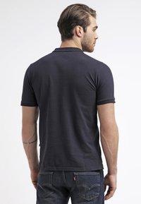 KnowledgeCotton Apparel - Poloshirts - dark blue - 2