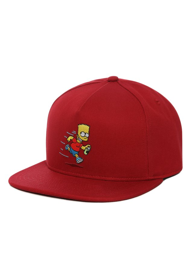 X THE SIMPSONS SNAPBACK - Kapelusz -  el barto