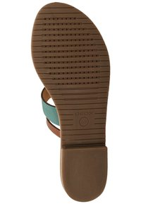 Geox - Sandals - turquoise/brown - 4