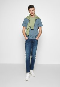 7 for all mankind - SLIMMY TAP - Vaqueros slim fit - mid blue - 1