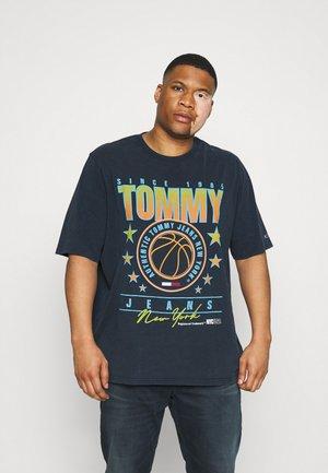 TEE  - Print T-shirt - twilight navy