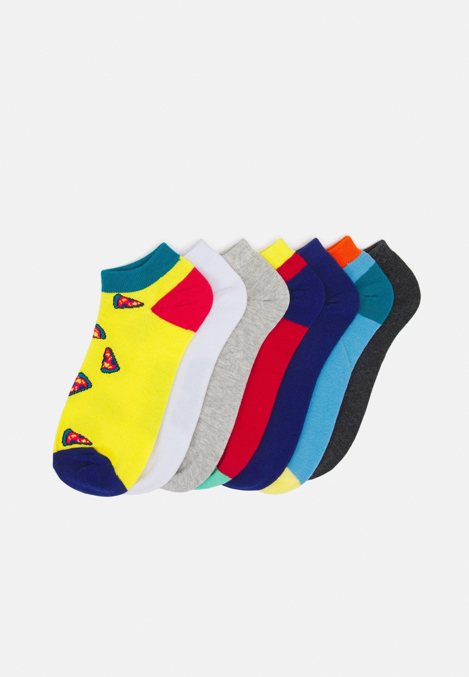 Men JACSUMMER THING SHORT SOCK 7 PACK - Socks