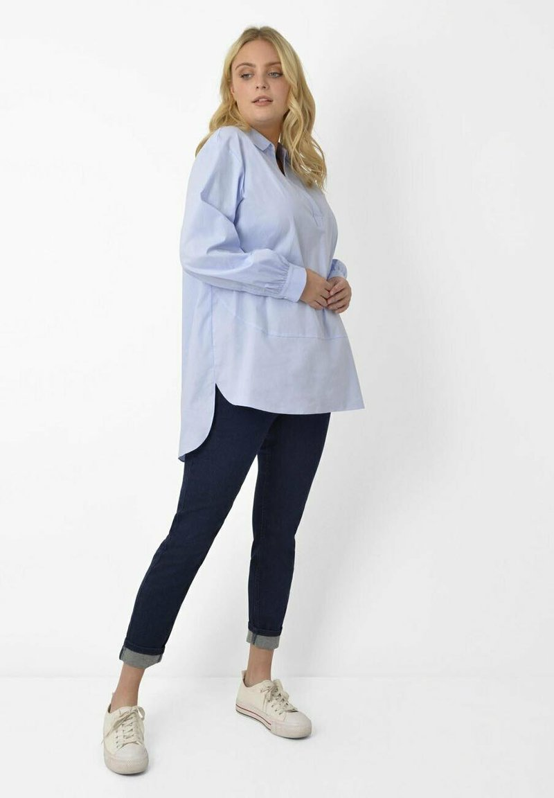 Live Unlimited London - Blouse - light blue