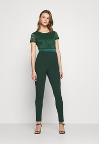 WAL G. - JOSIE BAND  - Jumpsuit - forest green - 0