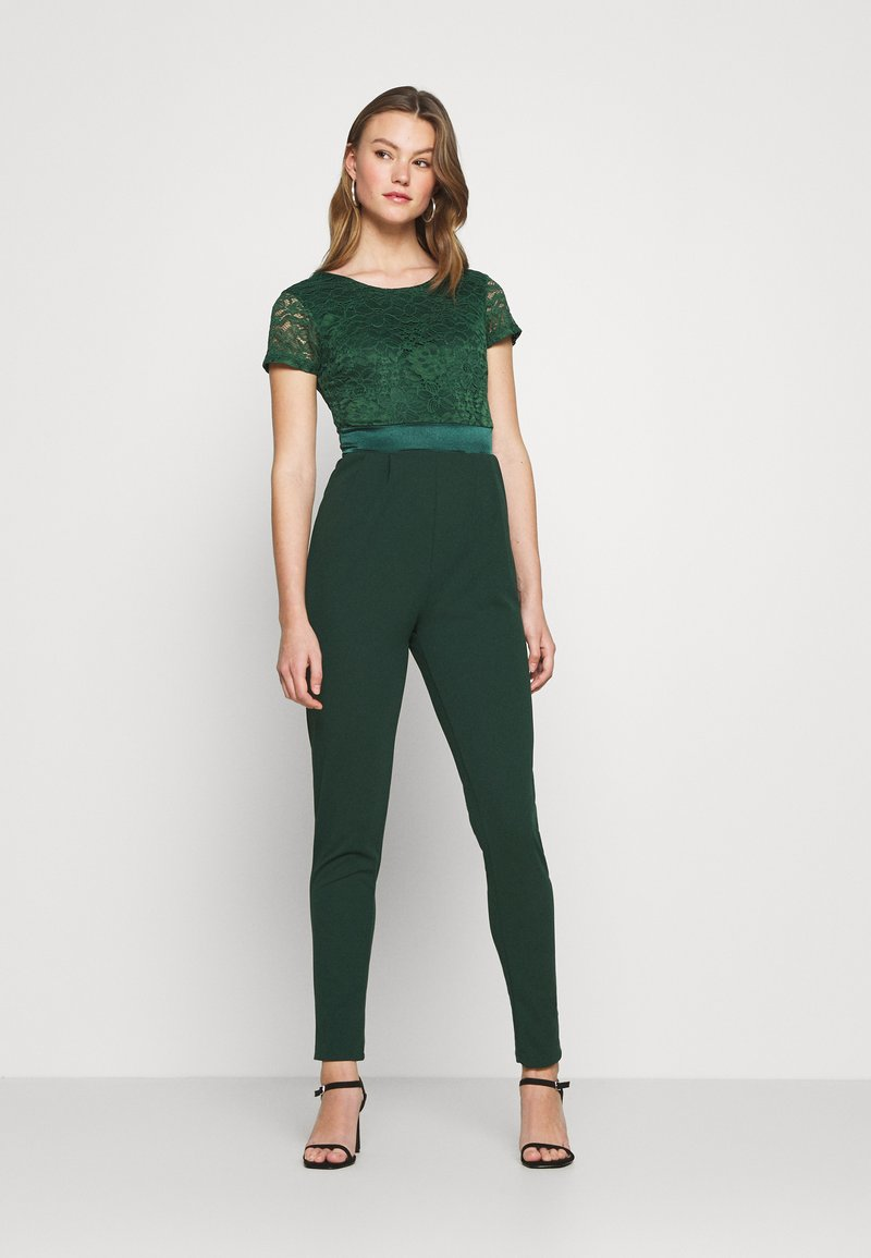 WAL G. - JOSIE BAND  - Jumpsuit - forest green