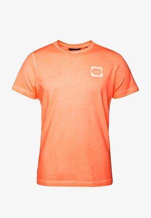 T-shirts print - orange