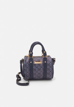 MINI BOWLER CROSSBODY - Across body bag - navy