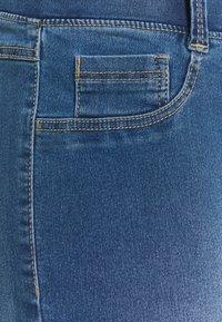 CAPSULE by Simply Be - AMBER - Skinny džíny - mid blue - 4