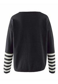 Alba Moda - Sweatshirt - schwarz,off-white - 5