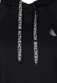 Active by Zizzi - Sweatshirt - black - 2