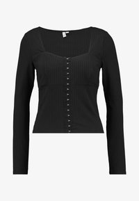 Nly by Nelly - I AM HERE - Topper langermet - black - 3