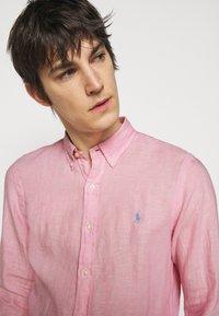 Polo Ralph Lauren - PIECE DYE  - Košile - light pink - 3