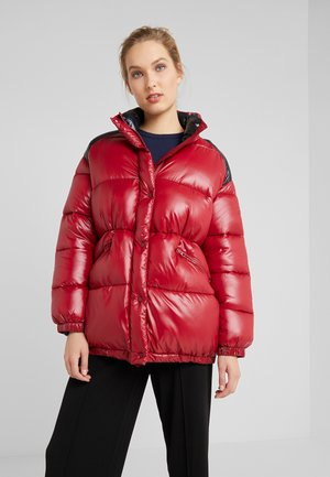 LUCK - Vinterjakke - mineral red