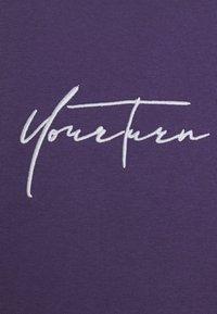 YOURTURN - Sweatshirt - purple - 6