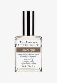The Library of Fragrance - EAU DE COLOGNE - Eau de cologne - ambergris - 0