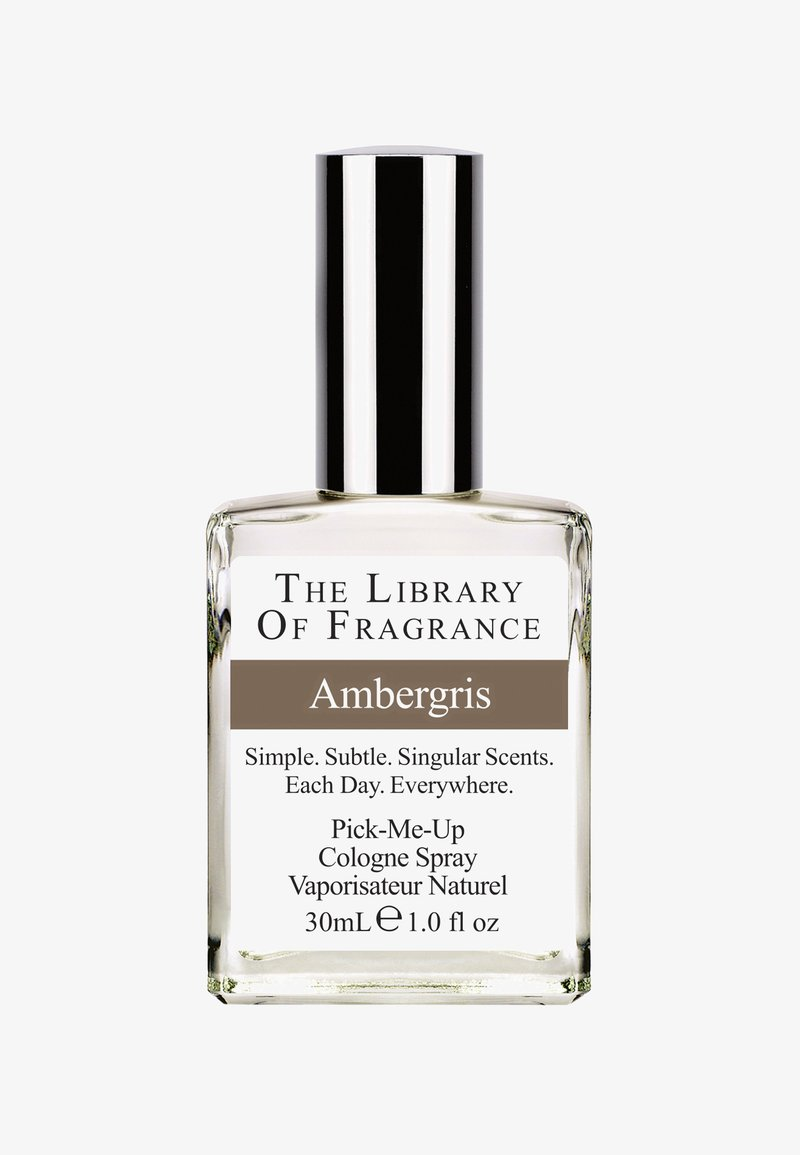 The Library of Fragrance - EAU DE COLOGNE - Eau de Cologne - ambergris