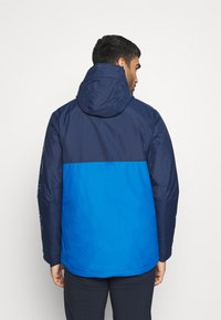 Columbia - TIMBERTURNER JACKET - Snowboard jacket - bright indigo/collegiate navy - 2