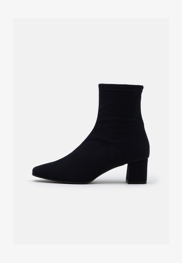 REBECCA - Classic ankle boots - marine