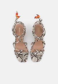 Even&Odd - Sandals - beige - 5