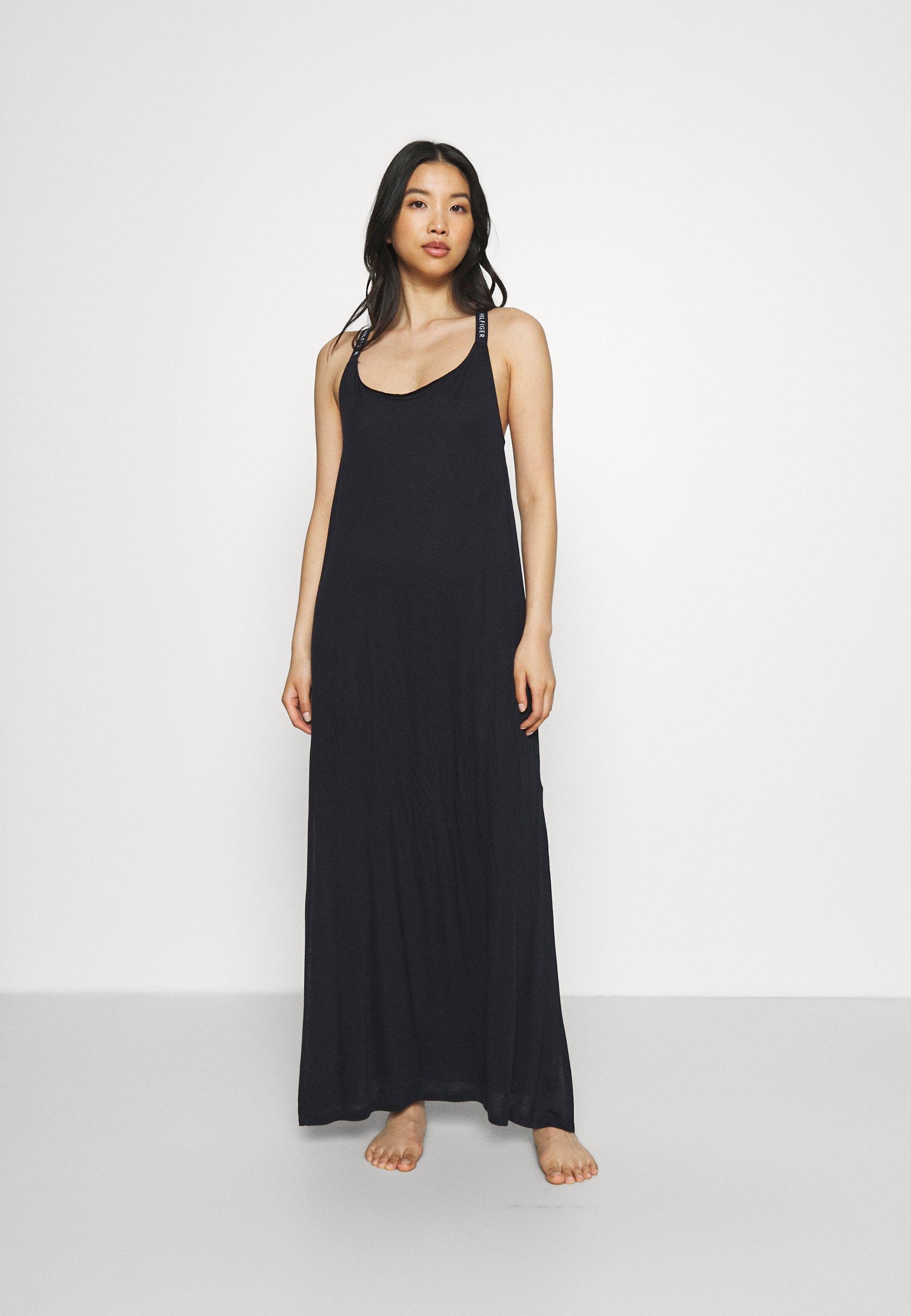 Donna CORE SOLID LOGO DRESS - Accessorio da spiaggia