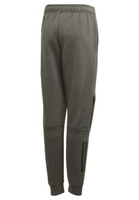 adidas Performance - MUST HAVES - Tracksuit bottoms - brown - 2
