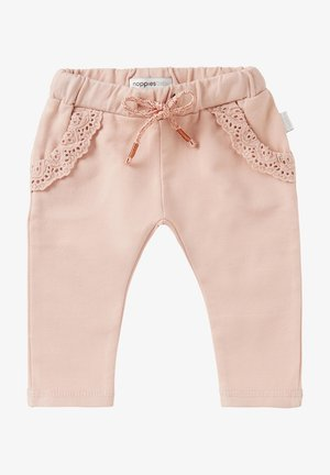 Tracksuit bottoms - cameo rose