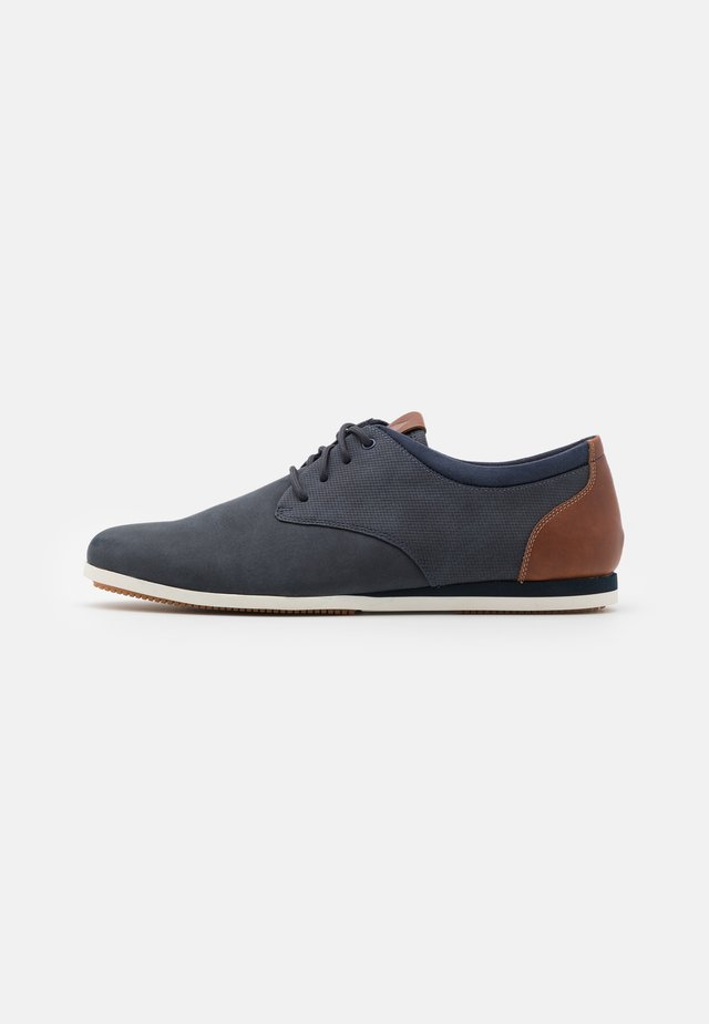 AAUWEN - Casual lace-ups - other navy