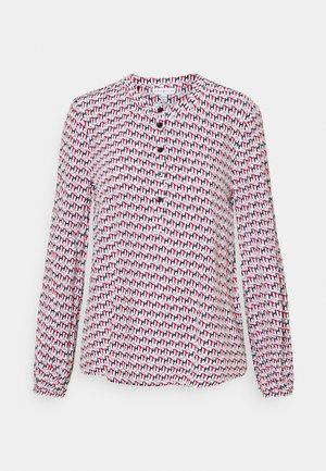 POPOVER BLOUSE - Blůza - primary red