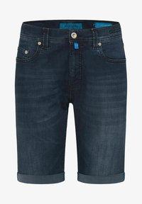 Pierre Cardin - Denim shorts - blueblack - 3
