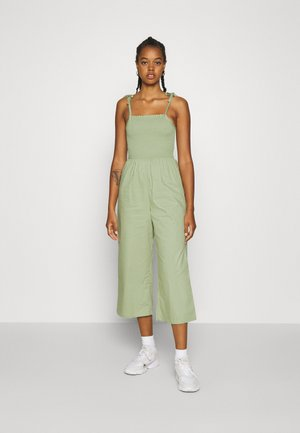 SUNNI - Overall / Jumpsuit - green dusty light