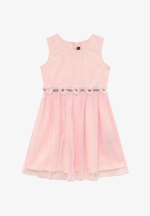 KIDSTULLE SEQUIN PETAL  - Vestido de cóctel - rosa