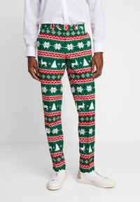 OppoSuits - FESTIVE - Suit - green - 4