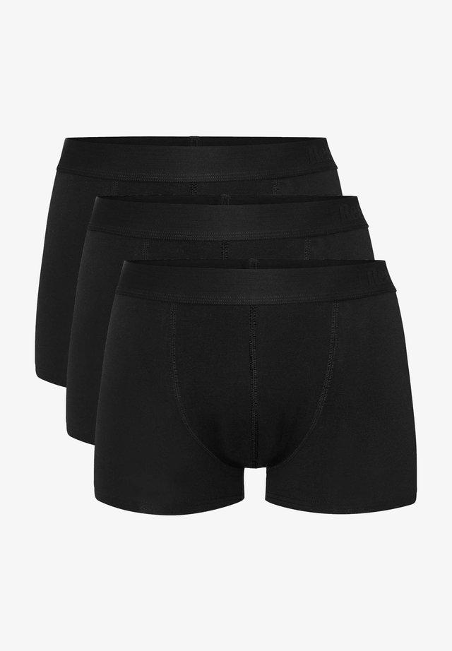 3-PACK - Onderbroeken - black