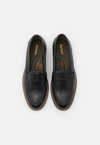 Barbour - BLENHEIM - Slip-ons - black