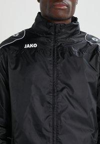 JAKO - TEAM - Regnjacka - schwarz - 6