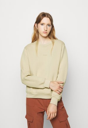 CREW - Sweatshirt - tan