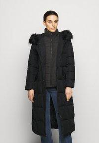 Lauren Ralph Lauren - HAND MAXI COAT - Down coat - black - 2