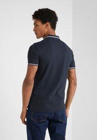 Emporio Armani - Polo shirt - blu scuro - 2