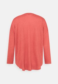 CLOSED - WOMENS - Long sleeved top - dusty coral - 6