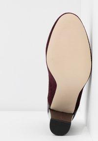 mint&berry - Classic heels - dark red - 6