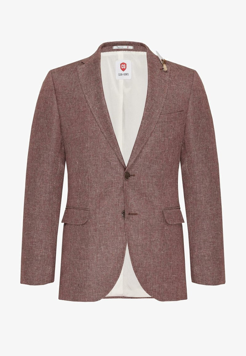 CG – Club of Gents - PAUL - Blazer jacket - rot